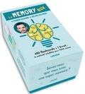 Fabien Olicard et Céline Holynski - La memory box - 400 flashcards + 1 livret : la méthode infaillible pour TOUT retenir.