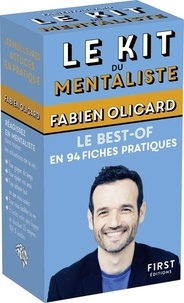 Fabien Olicard - Le kit du mentaliste : le best-of en 94 fiches pratique.