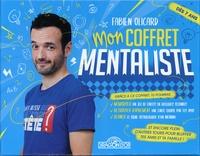 Fabien Olicard - Mon coffret mentaliste - Avec 1 jeu de 35 cartes, 1 triple disque de correspondance, 4 rectangles en volume, 26 fiches explicatives.
