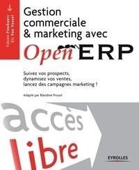 Galabria.be Gestion commerciale et marketing avec Open ERP - Suivez vos prospects, dynamisez vos ventes, lancez des campagnes marketing! Image