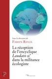 Fabien Revol - La réception de l'encyclique « Laudato si' » dans la militance écologiste.