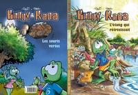 Fabien Rypert - Boogy & Rana Tomes 1 et 2 : L'étang qui rétrécissait ; Les souris vertes.