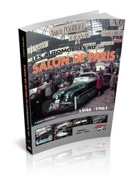 Fabien Sabatès - Les automobiles au salon de Paris - 1955 à 1961.