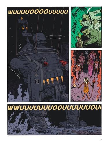 Le dernier atlas Tome 2