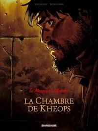 Fabien Vehlmann et Matthieu Bonhomme - Le Marquis d'Anaon Tome 5 : La Chambre de Khéops.