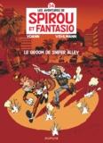 Fabien Vehlmann et  Yoann - Les Aventures de Spirou et Fantasio Tome 54 : Le groom de Sniper Alley.