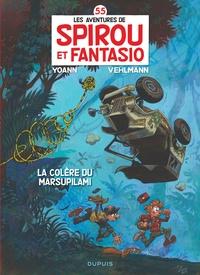 Télécharger des livres de Google au format CHM Les Aventures de Spirou et Fantasio Tome 55 par Fabien Vehlmann, Yohan in French CHM