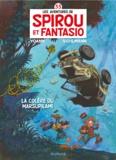 Fabien Vehlmann et  Yohan - Les Aventures de Spirou et Fantasio Tome 55 : La colère du Marsupilami.