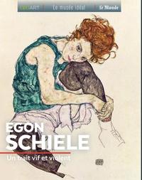 Fabienne Alice - Egon Schiele - Un trait vif et violent.