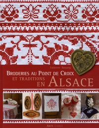 Fabienne Bassang - Broderies au point de croix et traditions en Alsace.