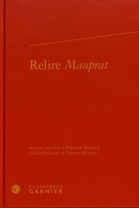 Fabienne Bercegol et Didier Philippot - Relire Mauprat.