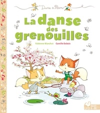 Fabienne Blanchut - Dune et Flam - La danse des grenouilles.