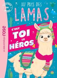 Fabienne Blanchut - Lamas - Aventures sur mesure XXL.