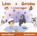 Fabienne Blanchut et Yannick Vicente - Léon & Goridou Tome 2 : L'heure du bain.