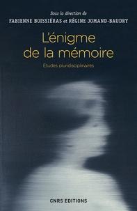 Lénigme de la mémoire - Etudes pluridisciplinaires.pdf