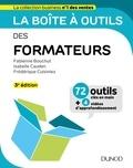 Fabienne Bouchut et Isabelle Cauden - La boîte à outils des formateurs - 3e éd..