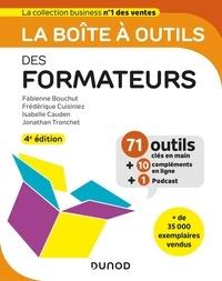 Fabienne Bouchut et Frédérique Cuisiniez - La boîte à outils des formateurs.