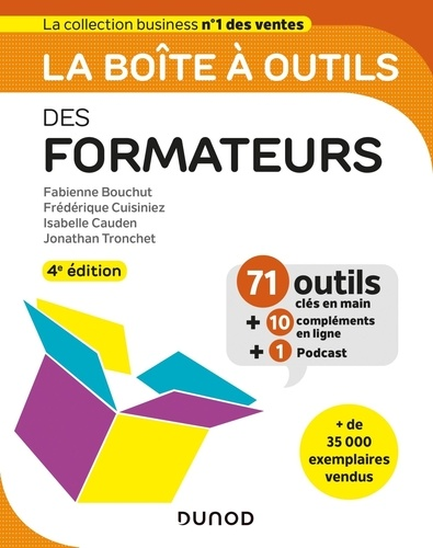 La boîte à outils des formateurs 4e édition