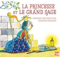 Fabienne Brunner et  Classe gagnante Lire Egaux - La princesse et le grand sage.