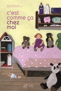 Fabienne Burckel et Martine Laffon - C'est comme ça chez moi.