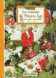 Fabienne Carme - La cuisine du Moyen Age.