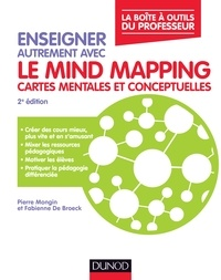 Enseigner autrement avec le Mind Mapping - Cartes mentales et conceptuelles.