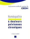 Fabienne Donner - Homéopathie - Et douleurs pelviennes chroniques.