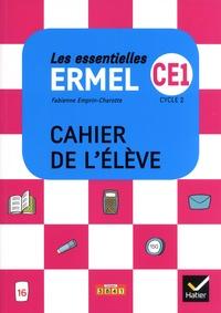 Fabienne Emprin-Charotte - Mathématiques CE1 Cycle 2 Ermel Les essentielles - Cahier de l'élève.