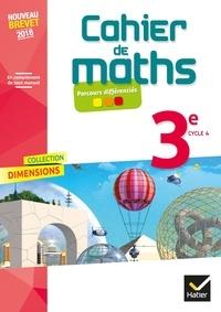 Fabienne Florian et Dominique Amadei Giuseppi - Cahier de Maths 3e.