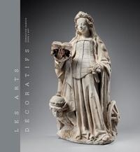 Fabienne Fravalo - Les arts décoratifs - Tome 1, Sculptures, émaux, majoliques et tapisseries.