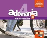 Fabienne Gallon et Céline Himber - Adomania 4 - Manuel numérique élève.