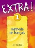 Fabienne Gallon - Extra ! 1 Méthode de français.