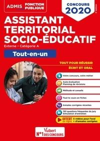 Concours Assistant territorial socio-éducatif, Catégorie A- Tout-en-un - Fabienne Geninasca |
