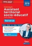 Fabienne Geninasca et Céline Tatat - Concours Assistant territorial socio-éducatif, Catégorie B - Tout-en-un.