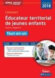 Fabienne Geninasca - Concours Educateur territorial de jeunes enfants - Tout-en-un.