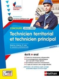 Fabienne Geninasca - Concours Technicien territorial et technicien principal externe, interne et 3e voie, examens professionnels.