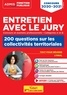 Fabienne Geninasca - Entretien avec le jury - 200 questions sur les collectivités territoriales - Catégories A et B - ... - Concours 2020-2021.