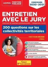 Fabienne Geninasca - Entretien avec le jury - 200 questions sur les collectivités territoriales - Concours et examens ... - Concours 2020-2021.