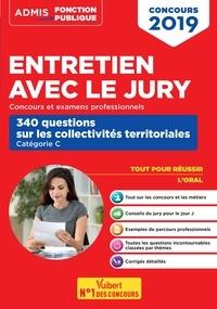 Fabienne Geninasca - Entretien avec le jury - 340 questions sur les collectivités territoriales, concours fonction publique territoriale, catégorie C, oral.