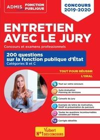 Téléchargements torrent gratuits pour les livres Entretien avec le jury  - 200 questions sur la fonction publique d'Etat catégorie B et C
