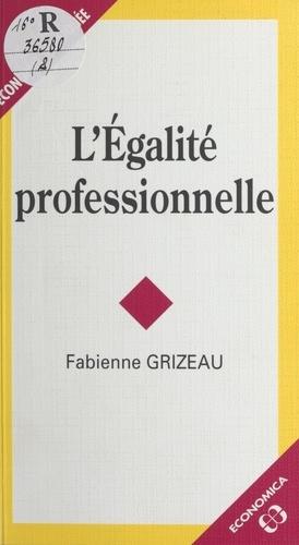 L'égalité professionnelle