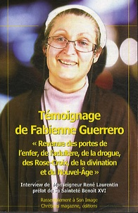 Fabienne Guerrero - Témoignage de Fabienne Guerrero.