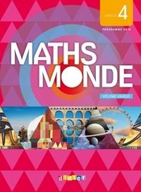 Fabienne Lanata - Mathématiques Cycle 4 Maths Monde - Volume unique.
