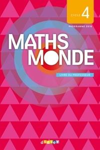 Checkpointfrance.fr Maths Monde Cycle 4 - Livre du Professeur Image