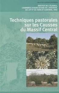 Fabienne Launay - Techniques pastorales sur les Causses du Massif Central.