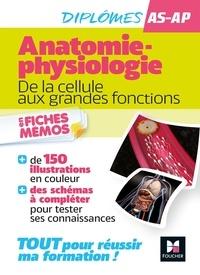 Fabienne Misguich et Marie-Noëlle Dieudonne - Anatomie-physiologie - De la cellule aux grandes fonctions.