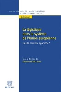 Goodtastepolice.fr La légistique dans le système de l'Union européenne - Quelle nouvelle approche ? Image