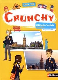 Histoiresdenlire.be Méthode d'anglais CM1-CM2 Crunchy - Manuel élève Image