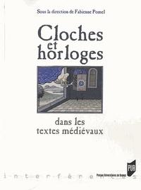Fabienne Pomel - Cloches et horloges dans les textes médiévaux.