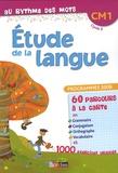 Fabienne Rubens et Céline Sourimant - Au Rythme des mots Etude de la langue CM1 - Programmes 2008.